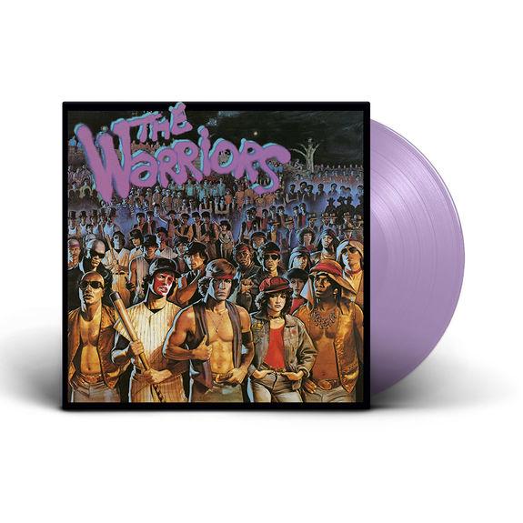 The Warriors: The Warriors Original Soundtrack: Exclusive Translucent Violet Vinyl