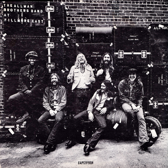 The Allman Brothers Band: At Fillmore East - Vinyl LP