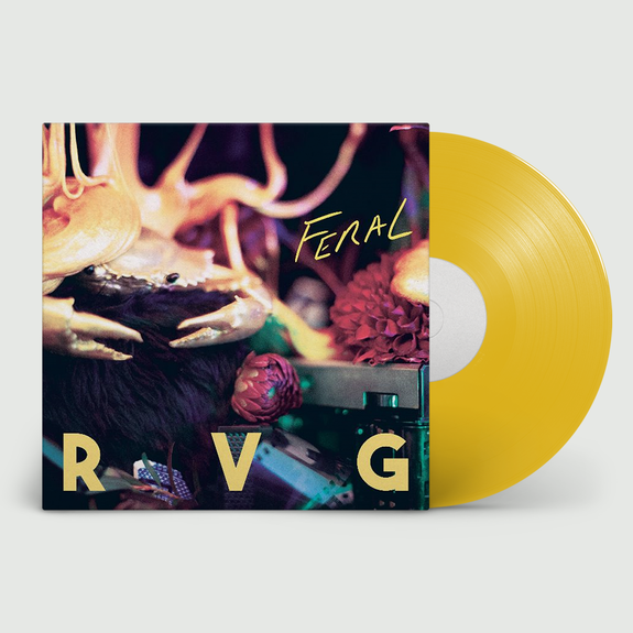 RVG: Feral: Limited Edition Yellow Vinyl