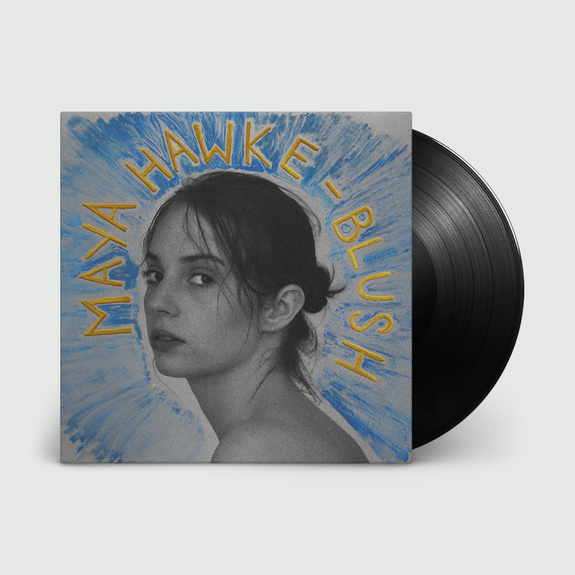 Maya Hawke: Blush: Exclusive Signed Vinyl