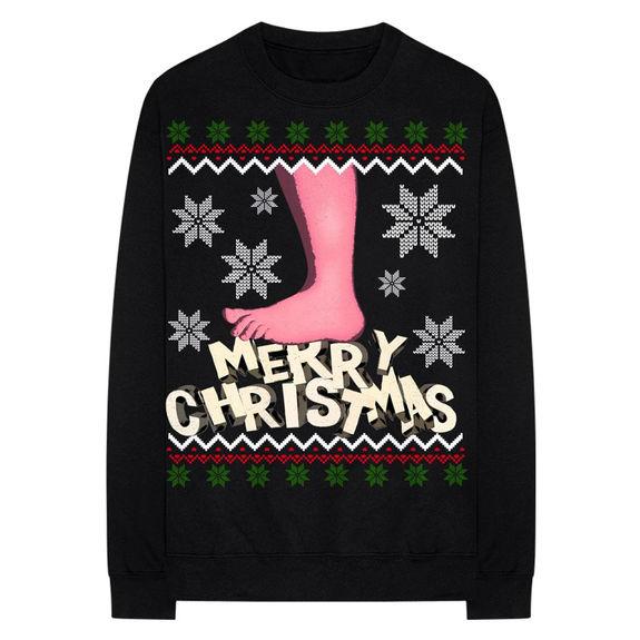 Monty Python: Monty Python Foot Christmas Sweater