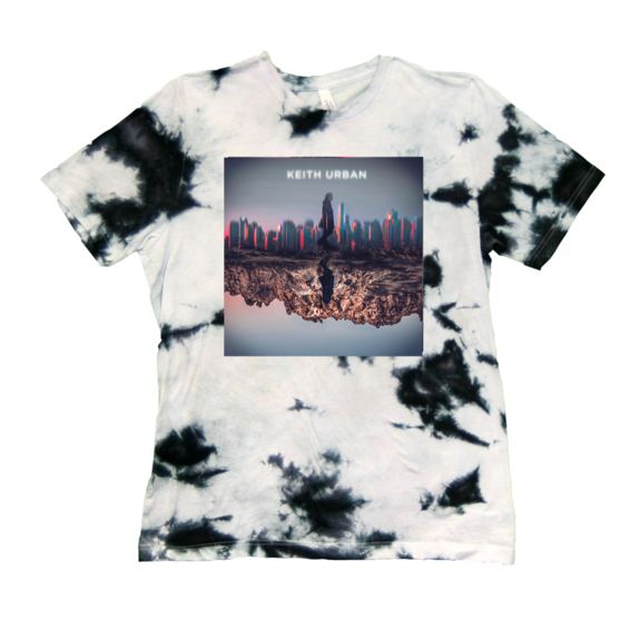 Keith Urban: Skyline Tie Dye T-Shirt