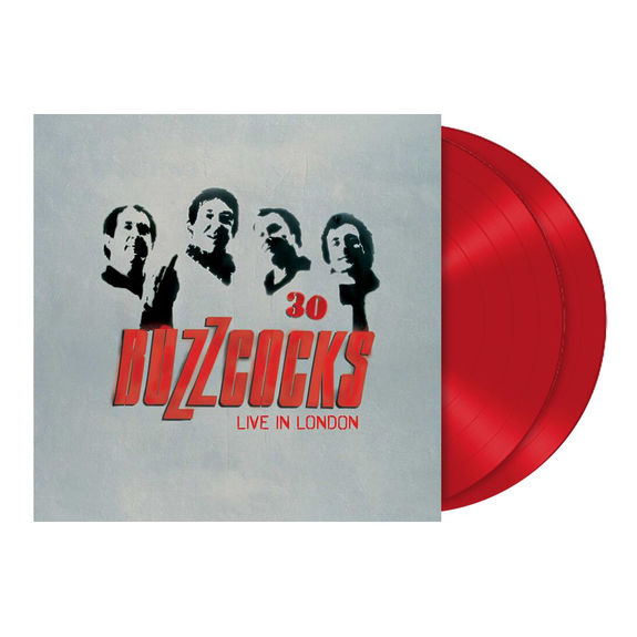 Buzzcocks: 30 (Live In London): Limited Edition Red Vinyl