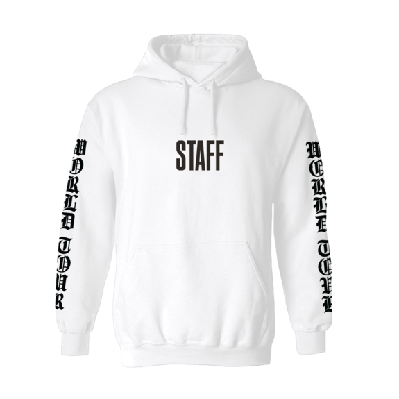 Justin Bieber: World Tour Japan Hoodie