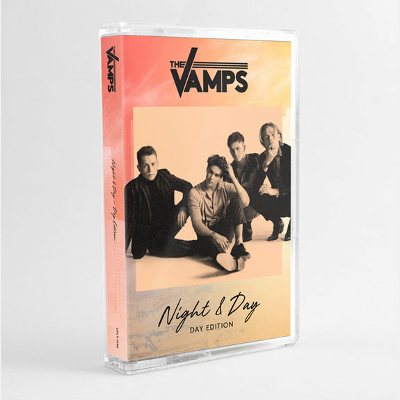 The Vamps: Limited Day Edition Cassette