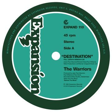 The Warriors: Destination