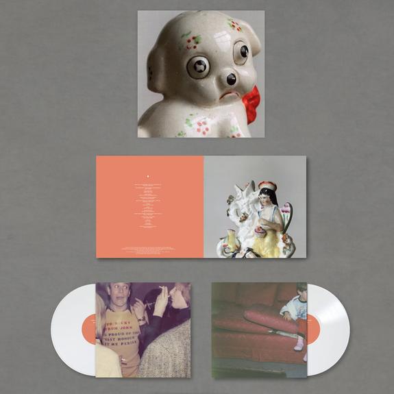 Keaton Henson: Monument: Limited Edition Gatefold White Vinyl + Signed Print