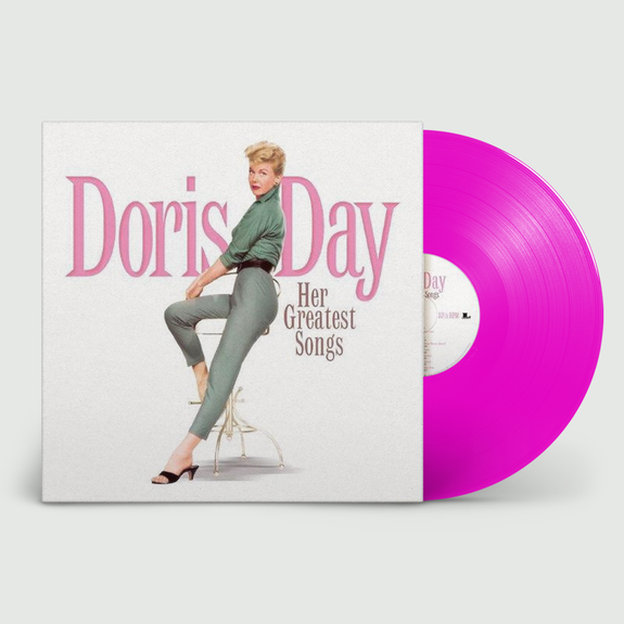 Doris Day: Her Greatest Songs: Limited Edition Pink Vinyl