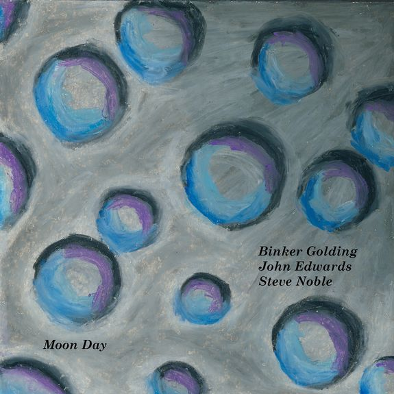 Binker Golding: Moon Day: Limited Hand-Numbered Vinyl [/300]