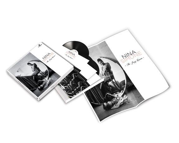 Nina Simone: The Jazz Queen: Vinyl Box Set