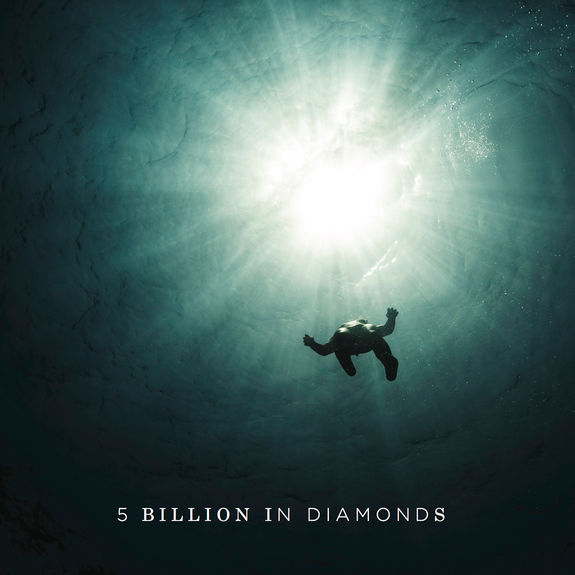 5 Billion in Diamonds: 5 Billion in Diamonds + Signed Art Card