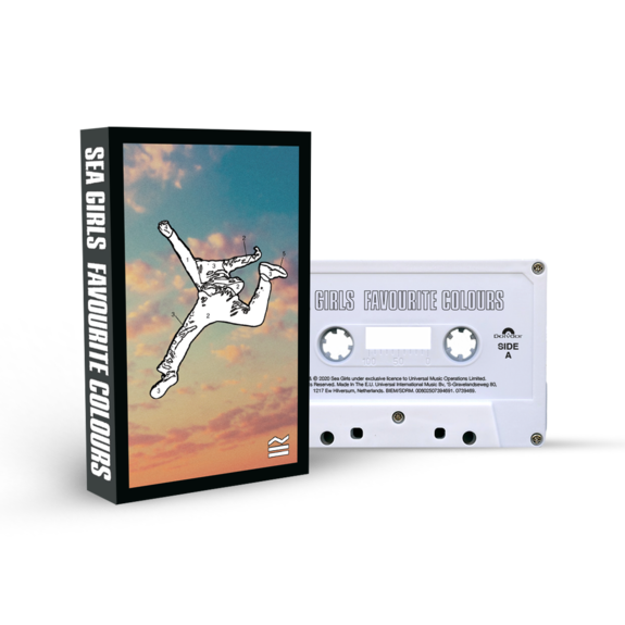 Sea Girls: Favourite Colours Cassette