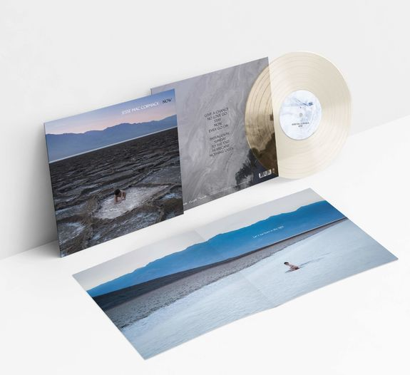 Jesse Mac Cormack: Now: Signed Limited Edition Milky Clear Vinyl