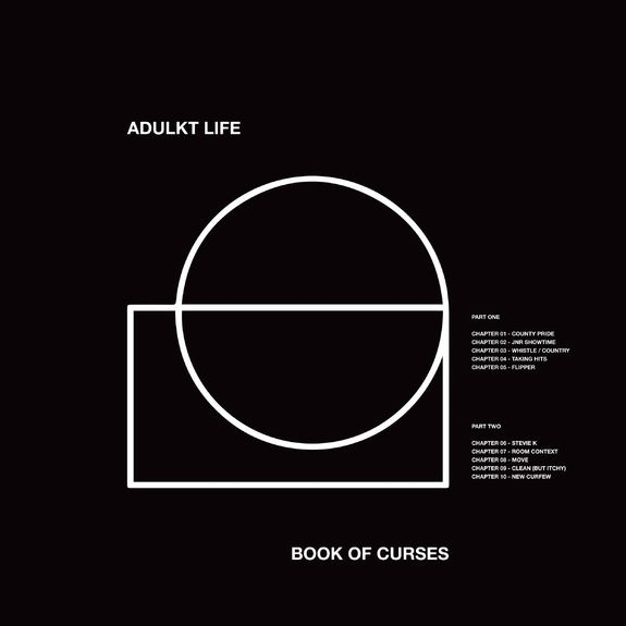 Adulkt Life: Book Of Curses CD