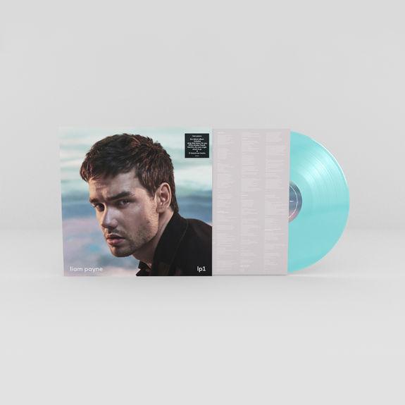 Liam Payne: Lp1 Blue Vinyl