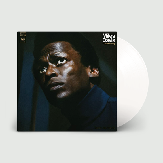 Miles Davis: In A Silent Way: Limited Edition White Vinyl