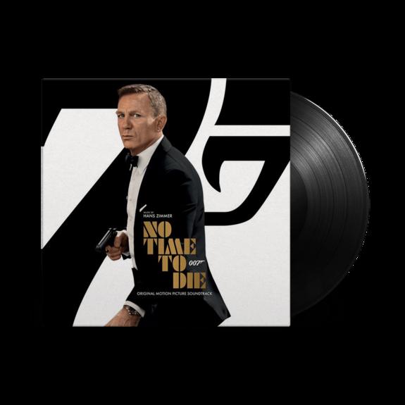 Hans Zimmer: James Bond: No Time to Die LP