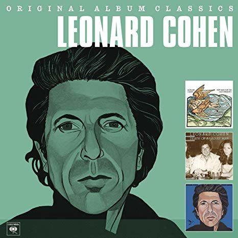 Leonard Cohen: Original Album Classics
