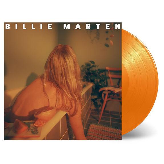 Billie Marten: Feeding Seahorses By Hand: Limited Edition Orange Vinyl