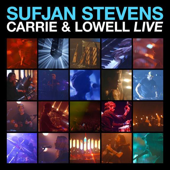 Sufjan Stevens: Carrie & Lowell Live: Translucent Blue Vinyl