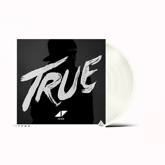 Avicii: TRUE: Exclusive Clear Vinyl