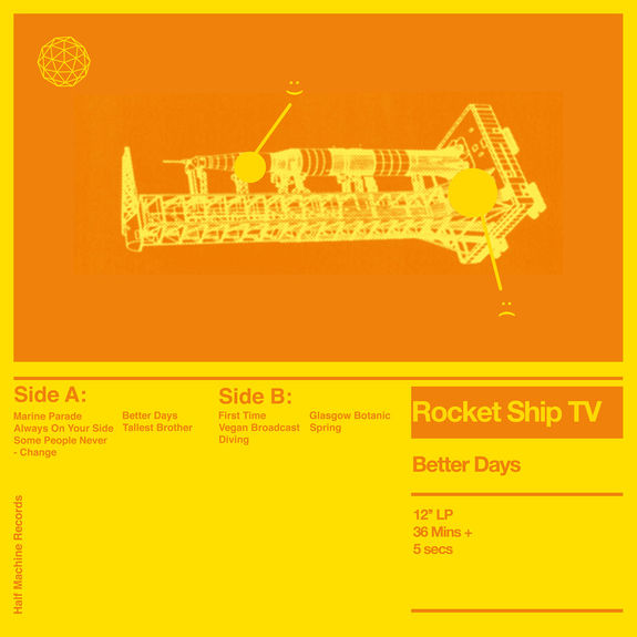 Rocket Ship TV: Better Days