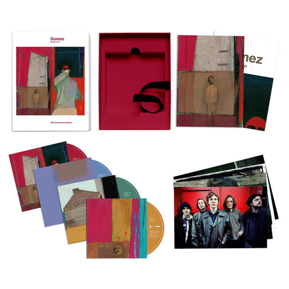 Gomez: Bring It On [20th Anniversary Edition]