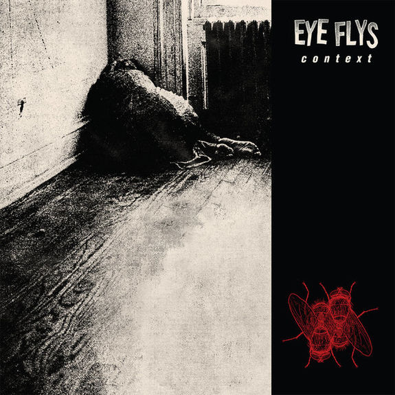 Eye Flys: Context: Limited Edition Smoky Clear / Black Vinyl