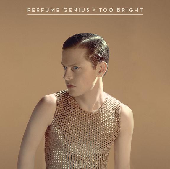 Perfume Genius: Too Bright: Gold Vinyl