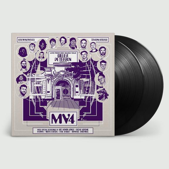 Various Artists: Gilles Peterson Presents: MV4