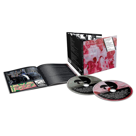 Pink Floyd: The Early Years 1967-72 – CRE/ATION