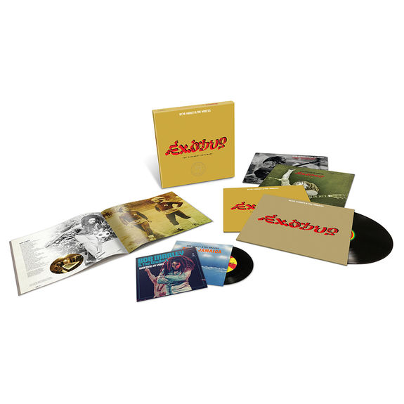 Bob Marley and The Wailers: Exodus 40: Super Deluxe Box Set