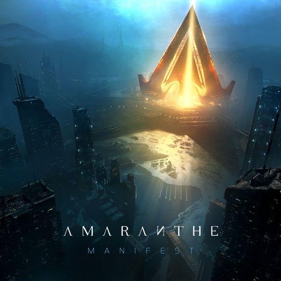 Amaranthe: Manifest: CD + Signed Photocard