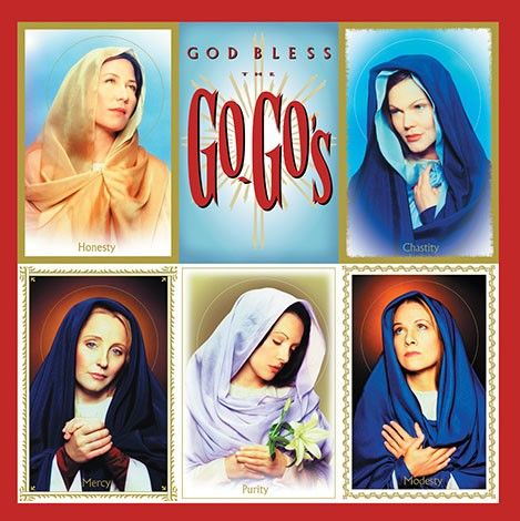The Go Go's: God Bless The Go-Go's CD