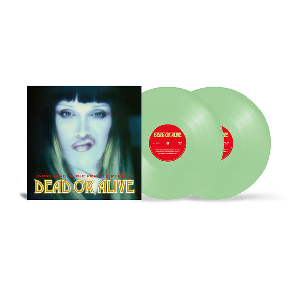 Dead Or Alive: Unbreakable - The Fragile Mixes: Limited Edition Green Vinyl
