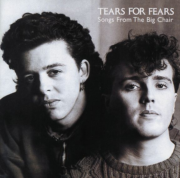 Tears For Fears: Songs from The Big Chair - Vinyl LP