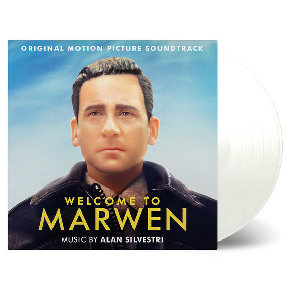 Original Soundtrack: Welcome To Marwen: Limited Double Clear Vinyl