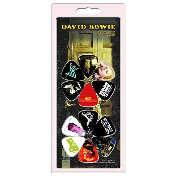David Bowie: Perri 12 Pack David Bowie Cover Picks