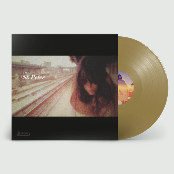 Emma Tricca: St. Peter: Limited Edition Gold Vinyl + Signed Exclusive Art Card