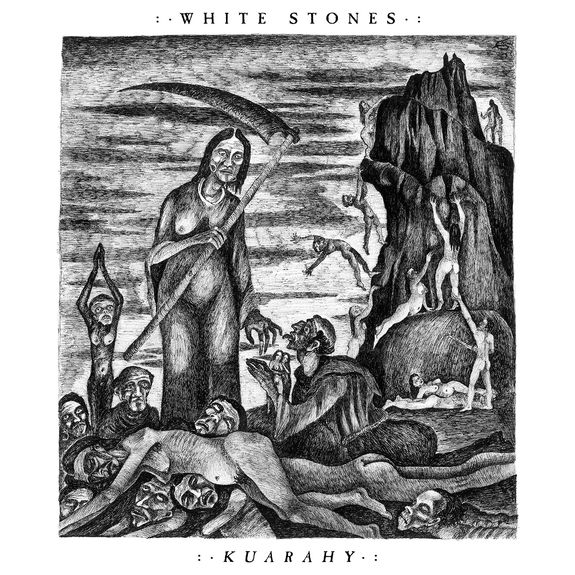 White Stones: Kuarahy: Limited Edition Gatefold Vinyl