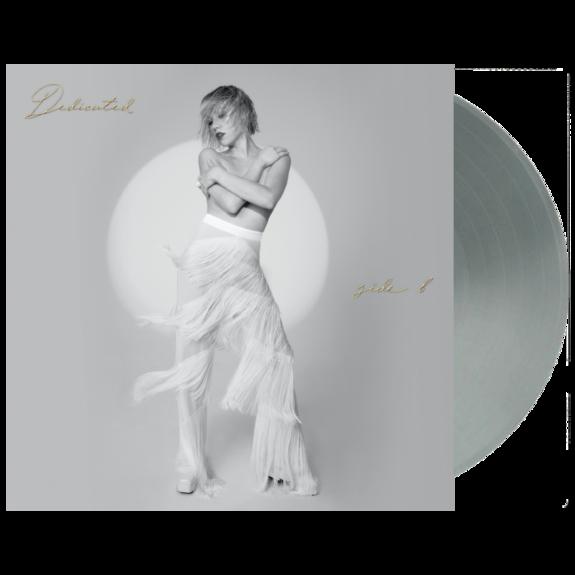 Carly Rae Jepsen.: Dedicated Side B Silver Vinyl - UK Store Exclusive