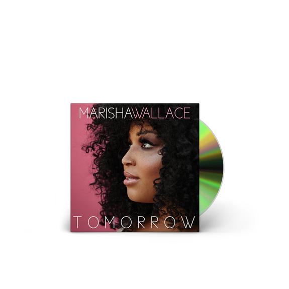 Marisha Wallace  : TOMORROW - Signed CD