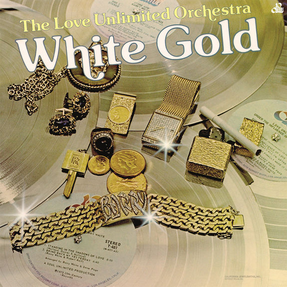 Love Unlimited Orchestra: White Gold