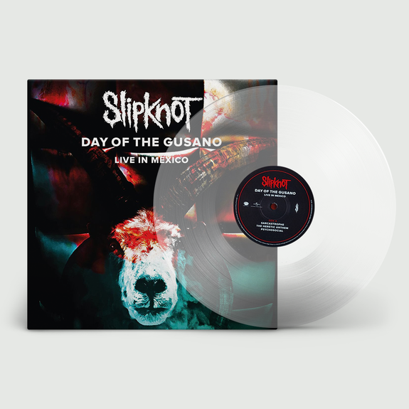 Slipknot: Day Of The Gusano (Live In Mexico): Limited Edition Transparent Vinyl + DVD