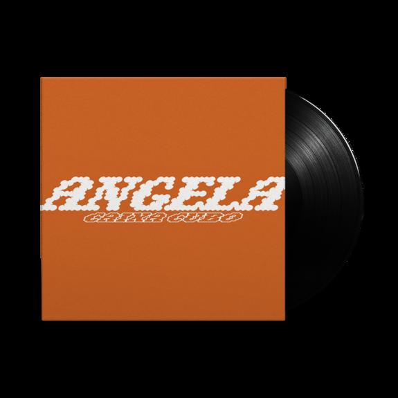 Caixa Cubo: Angela: Black Vinyl