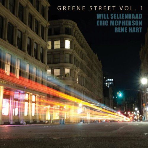 Will Sellenraad: Greene Street Volume 1: Limited Edition Green Splatter Vinyl