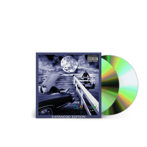 Eminem: The Slim Shady LP (Expanded Edition): Double CD