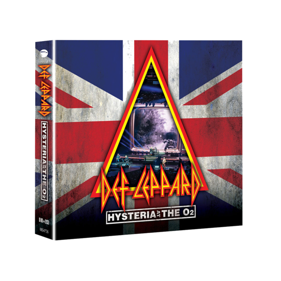 Def Leppard: Hysteria At The O2: DVD + 2CD
