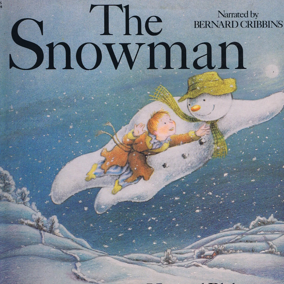 Howard Blake: The Snowman: Limited Edition White Vinyl