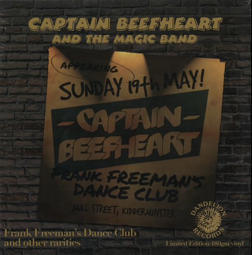 Captain Beefheart: Frank Freeman's Dance Club